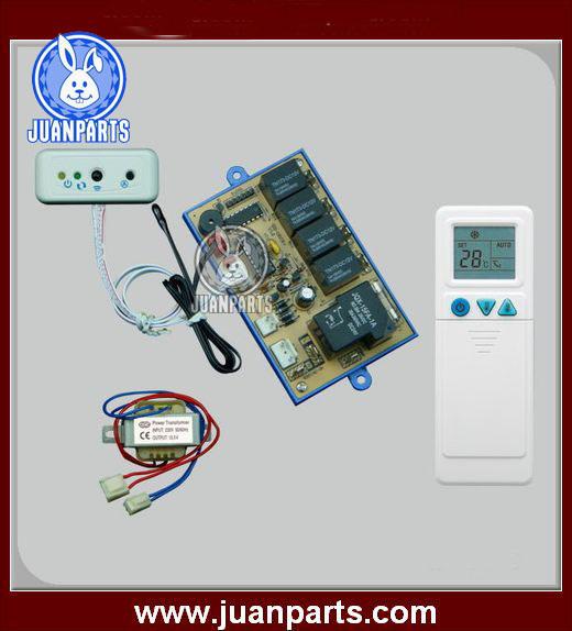 Qd-U02b+ Universal Air Conditioner Control System