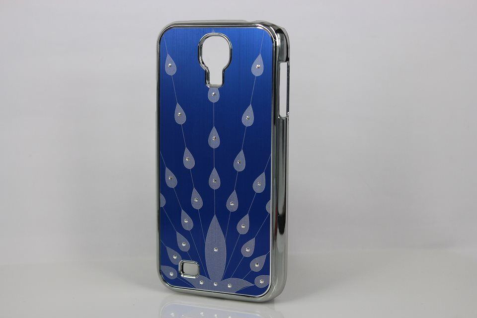 Aluminum Mobile Phone Cover for Samsung Galaxy S4