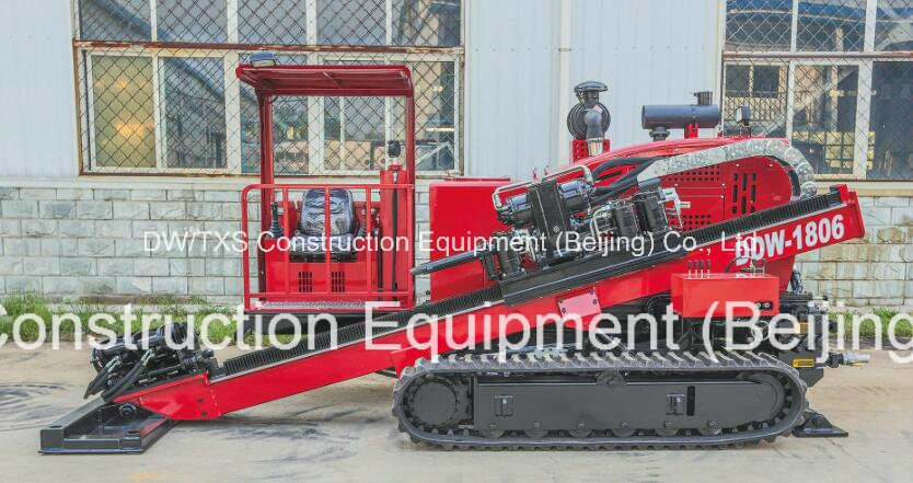Hot Sale HDD Machine (DDW-1806) , Trenchless Machine