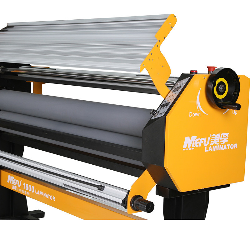 (MF1700-F1) Semi-Auto Hot and Cold Lamination Machine