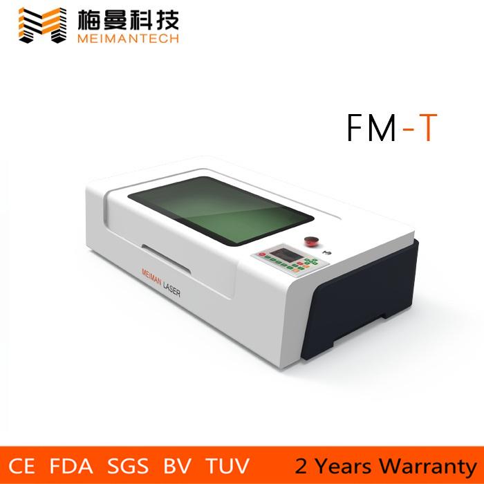 40W 500X300 CO2 CNC Laser Engraving Cutting Machine