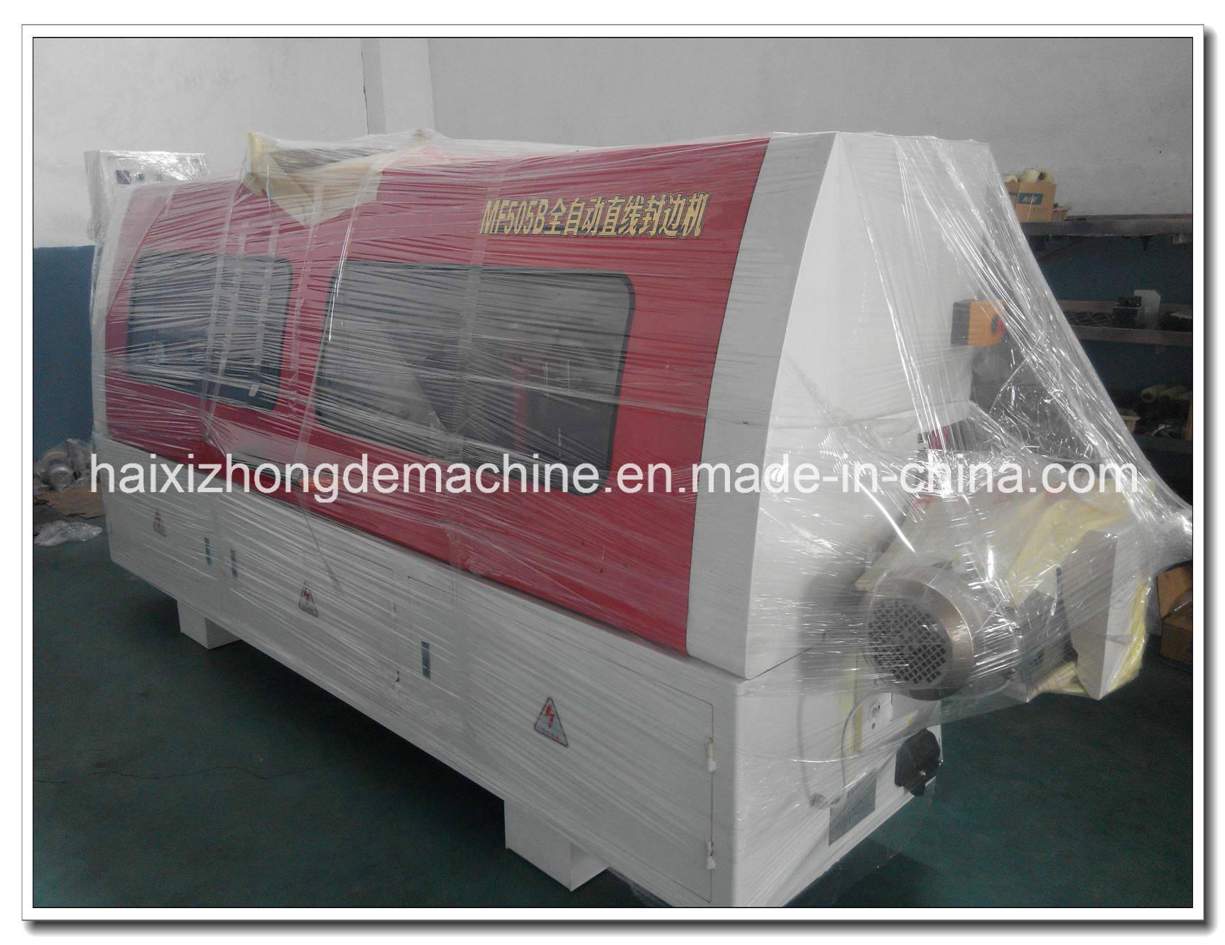 Auto Edge Banding Machine for Furniture with Function of Corner Rounding