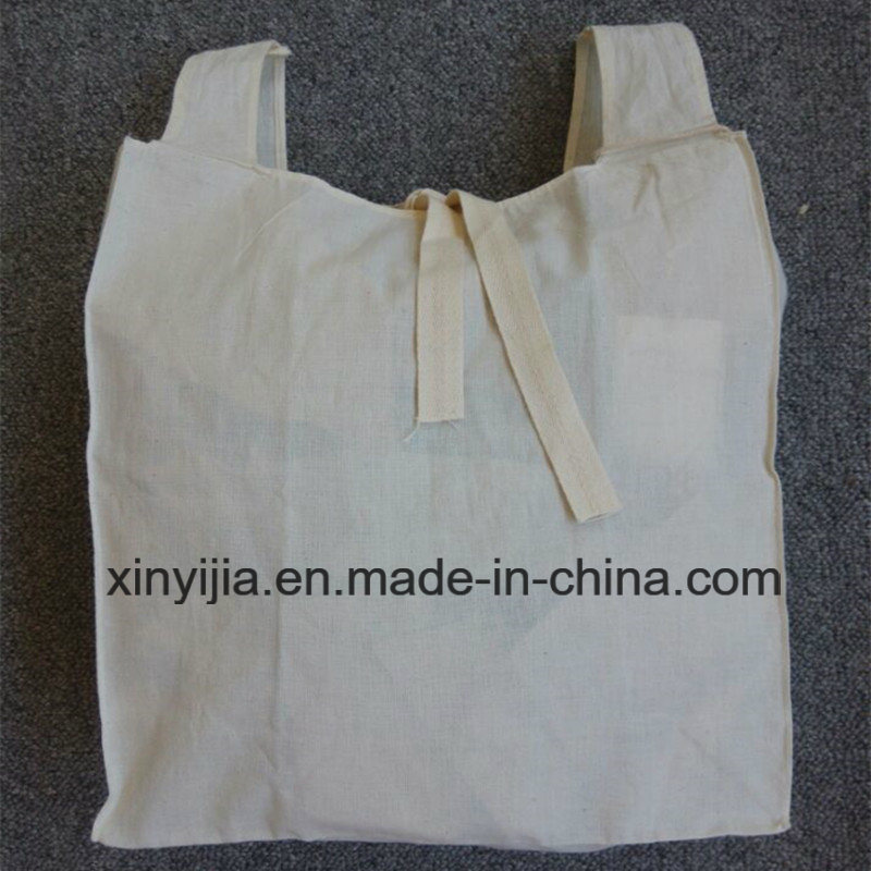 Waistcoat Cotton Bag with Oeko-Tex