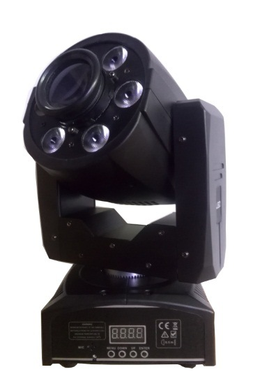 Compact Mini Gobo and Wash Combo LED Stage Moving Head Light