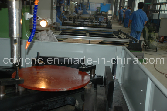 CNC Drilling Machine (small size and economy) Dm/J Series