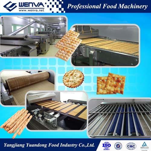 China Manufacturer of Biscuit Making Machine