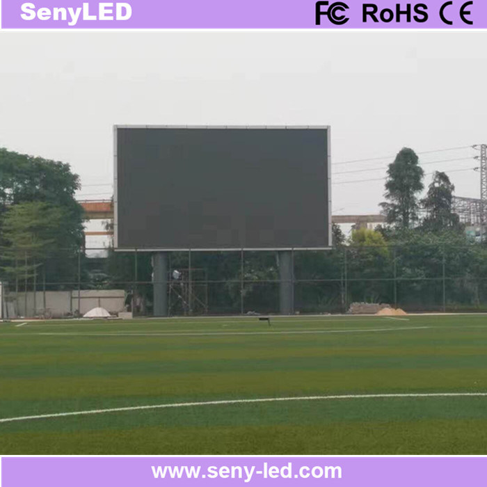 Outdoor Full HD Video Advertising Wall LED Billboard (P5mm)