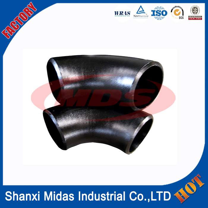Carbon Steel 90 Degree Bend Pipe with Price
