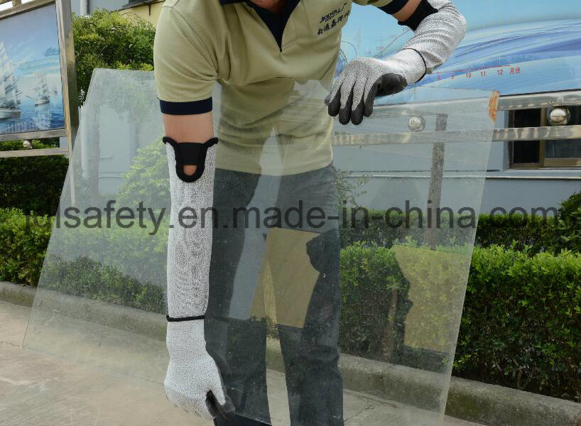Cut Resisitant Protective Sleeve with Hook & Loop(CM8051)
