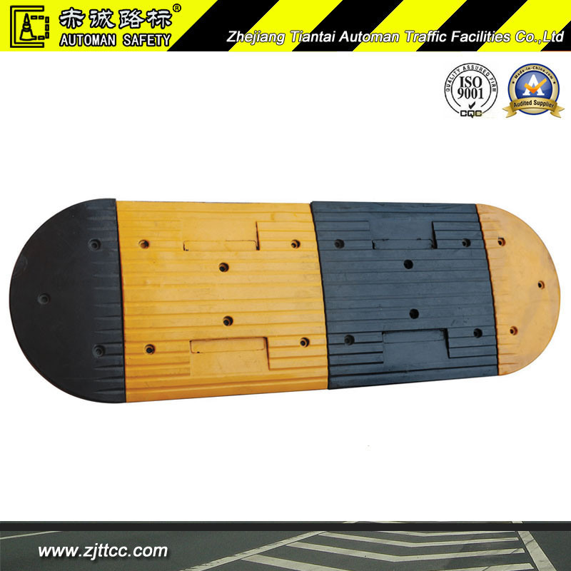 Reflective Industrial Rubber Hump (CC-B09)