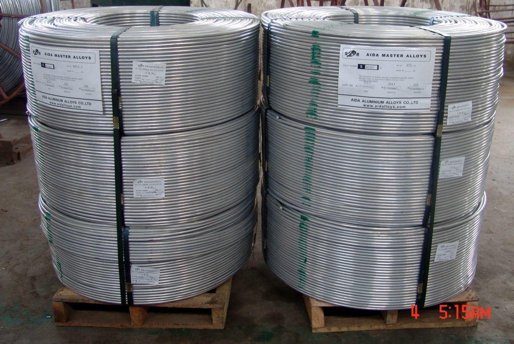 Aida Aluminum Titanium Boron