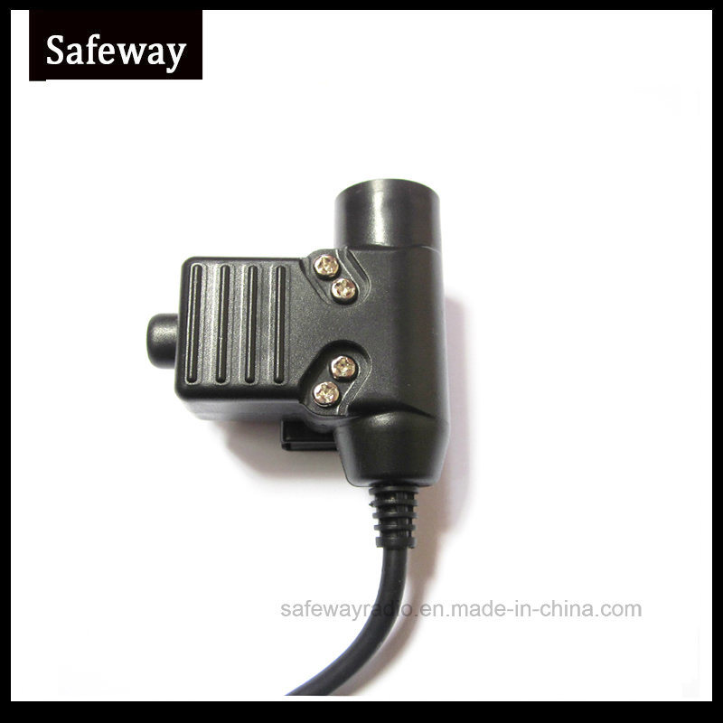 2 Way Radio Headset Tactical for Baofeng UV-5r