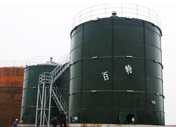ISO Assemblyed Tank
