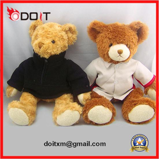 Baby Kids Promotion Teddy Bear Christmas Plush Stuffed Soft Toys