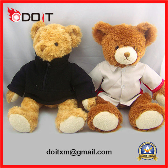 Baby Products Kids Promotion Teddy Bear Christmas Plush Stuffed Soft Toys