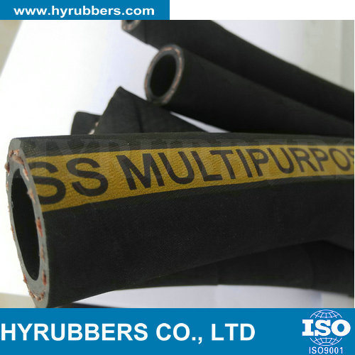 Factory Produced Rubber Air Hose, Rubber Water Hose, Rubber Oil Hose, Rubber Multipurpose Hose