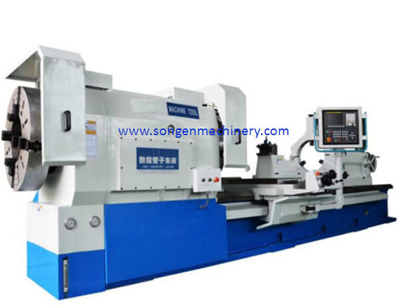 Spindle Bore 635mm CNC Oil Country Lathe
