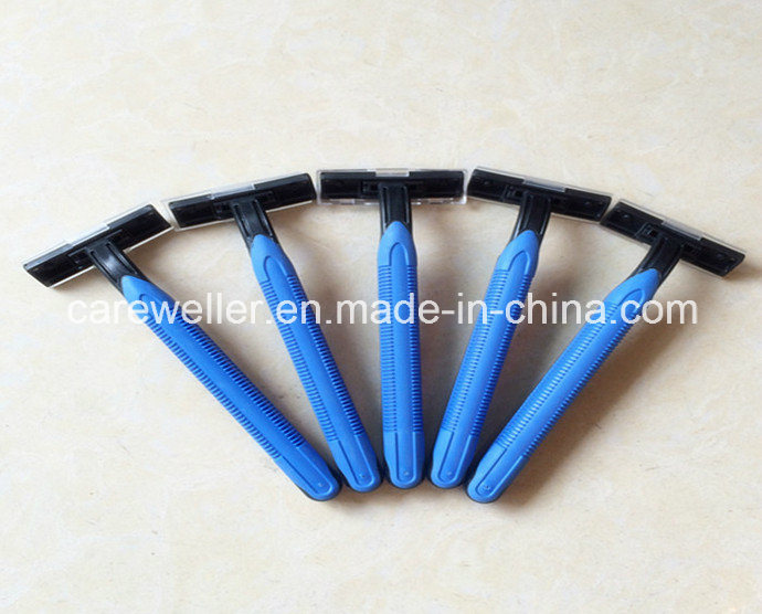 Disposable Shaving Razor /Disposable Razor /Twin Blade Disposable Razor