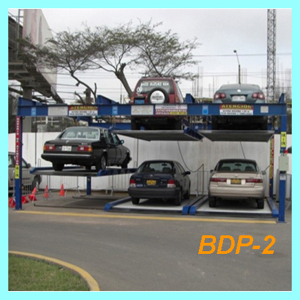 Automated Parking Systems Rotary Parking System