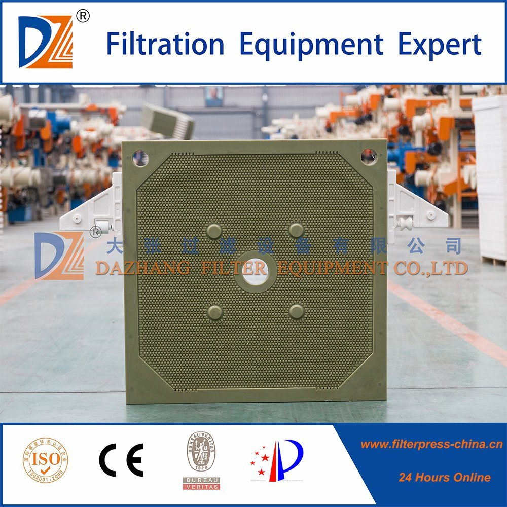 Dzhang Rubber Membrane Filter Plate