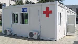 Prefab hospital/mobile hospital