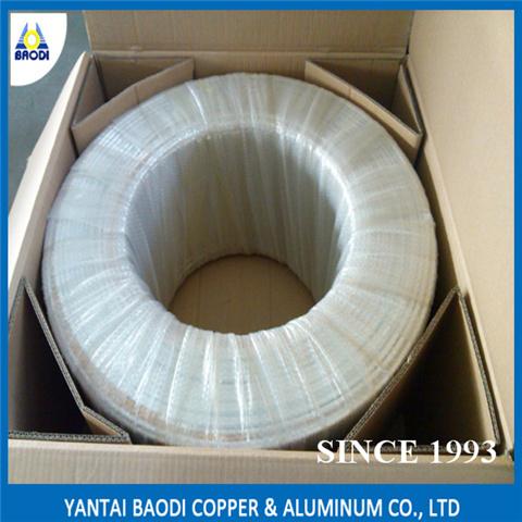 Aluminium Lwc Coil Pipe 1100 Used for Radiator