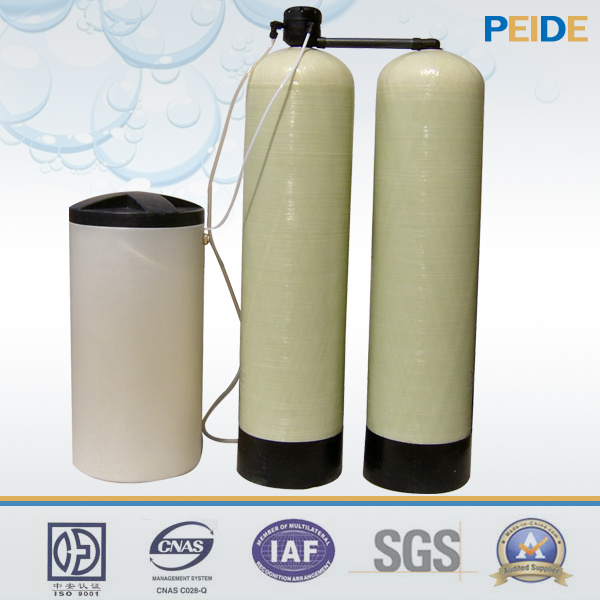 20t/H 220V/50Hz Water Treatment Automatic Best Water Softener