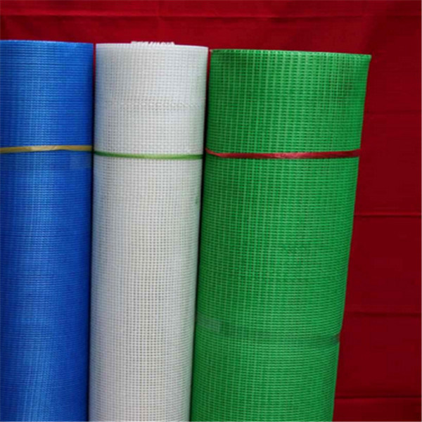 2.5*2.5 10mm*10mm 100g Wall Fiberglass Net