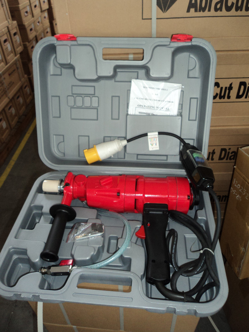 110V 3 Speed Construction Tool with Drilling Diamater 80mm