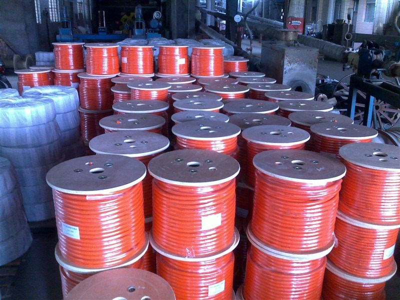 High Temperature Resistant Silicone Rubber Leading Wire