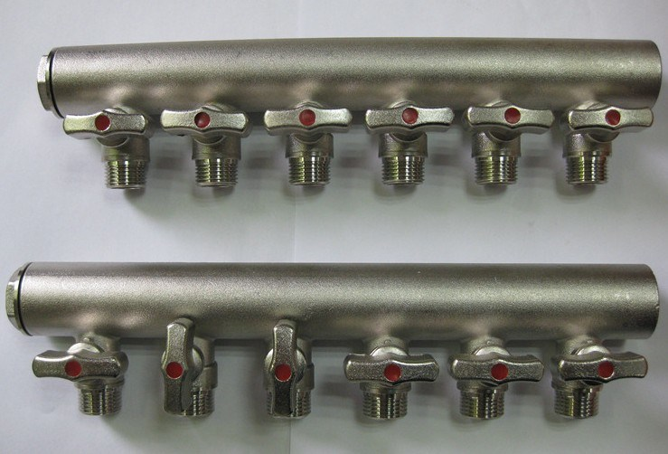 Water supply manifold