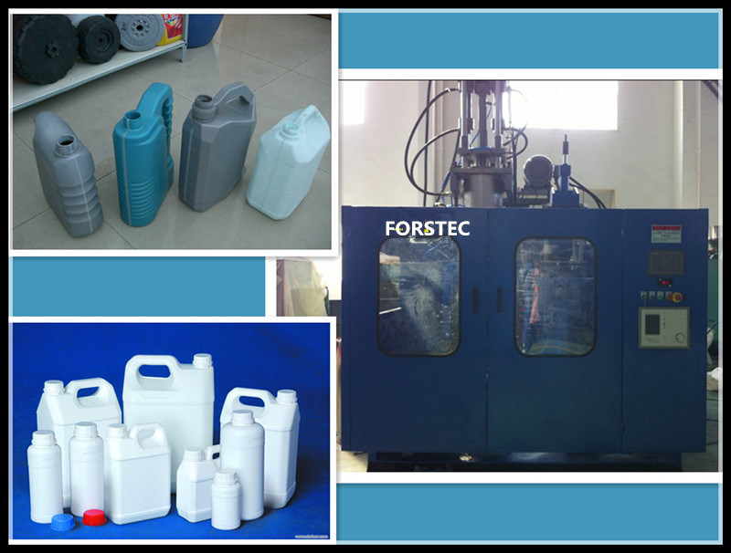 10L Jerry Can with View Strip Blowing Machine (FSC75-1T)