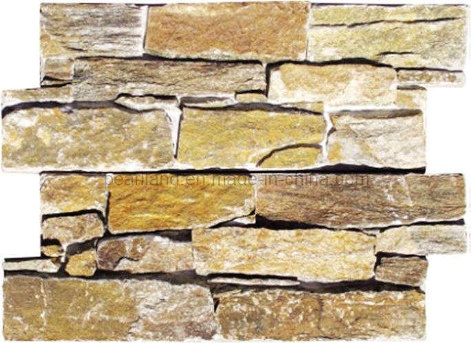 Exterior Artificial Cladding Culture Stone Veneer