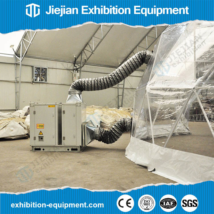 Portable Air Cooler and Heater Cooling Heating HVAC Unit for Event Tents