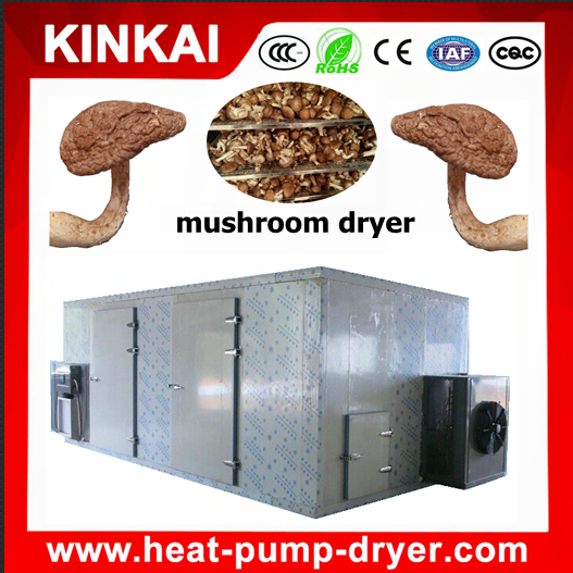 Mushroom Drying Oven/ Commercial Use Shiitake Dehydrating Machine/ Vegetable Dryer