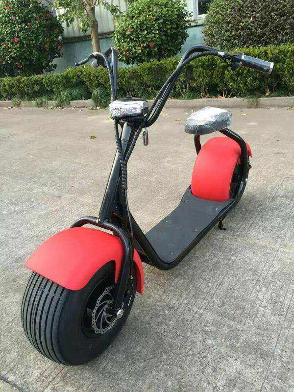 Popular City 2 Wheels Electric Scooter 1000W Long Range Electric Scooter, Electric Motorcycle