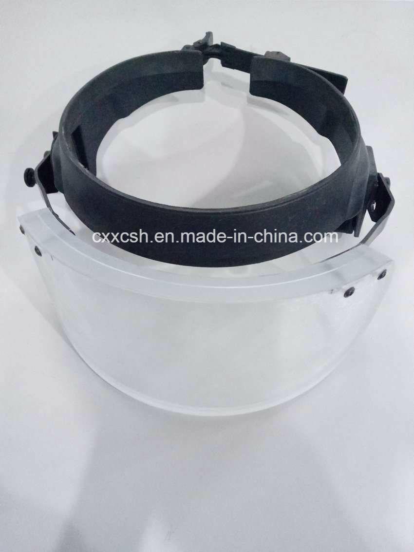 Bulletproof Ballistic Visor for Bulletproof Helmet