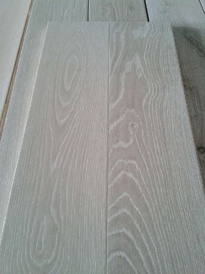 China white washed oak engineered wood flooring china White washed wood flooring
