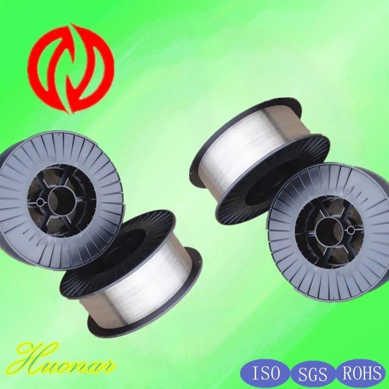 Magnesium Extruding Welding Coil / Wire Az31 Az61 Az91 Dia 1.2mm