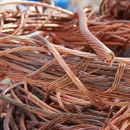 Copper Wire Scrap 99.99% in China
