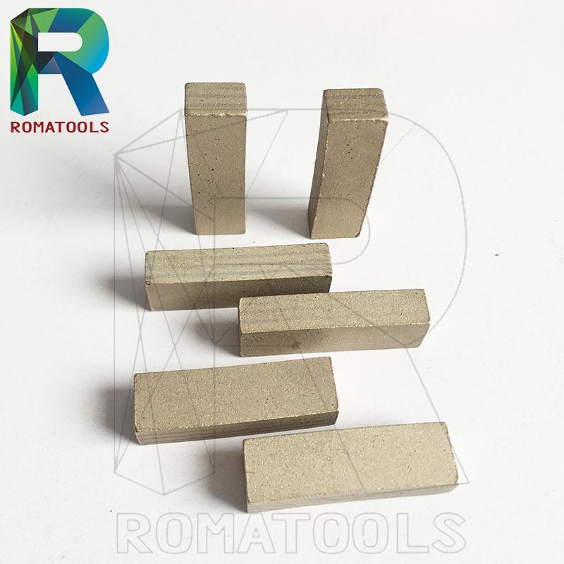 2m Blades Diamond Segments for Marble Granite Sandstone Cutting