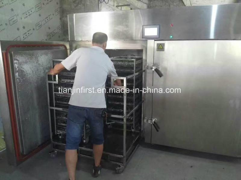 Liquid Nitrogen Quick Freezing Equipment