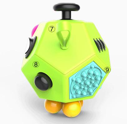 New Fidget Cube Toy (MQ-FCT02)