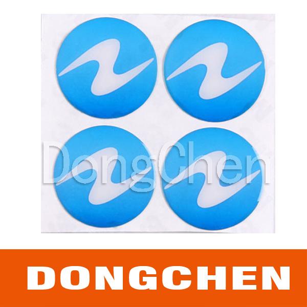 Color Clear PU Epoxy Resin Dome Sticker
