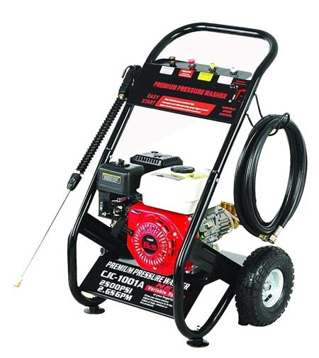 High Pressure Washer (CJC-1001A (6.5HP, 2500PSI))