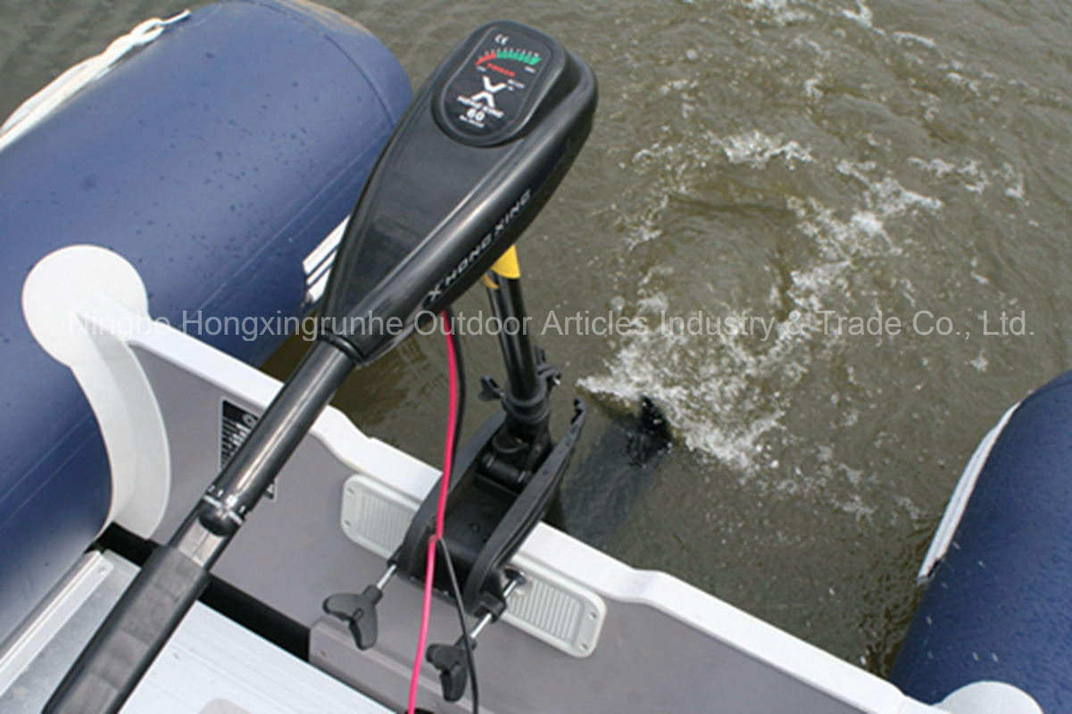 40lbs Electric Outboard Trolling Motor for Inflatable Boat