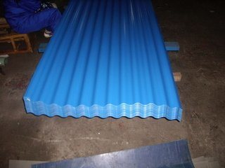Pre Coated Color Steel Sheet Metal