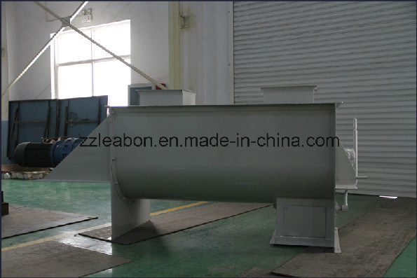 China Famous Brand Ribbon Horizontal Mixer