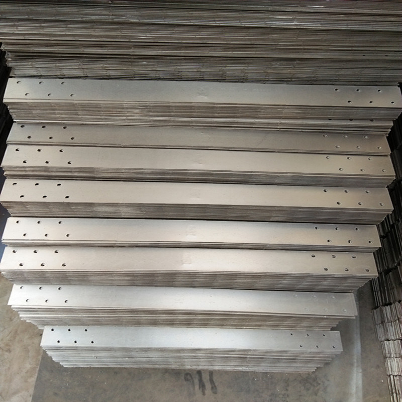 Sheet Metal Fabrication Steel Sheet with Punching Holes