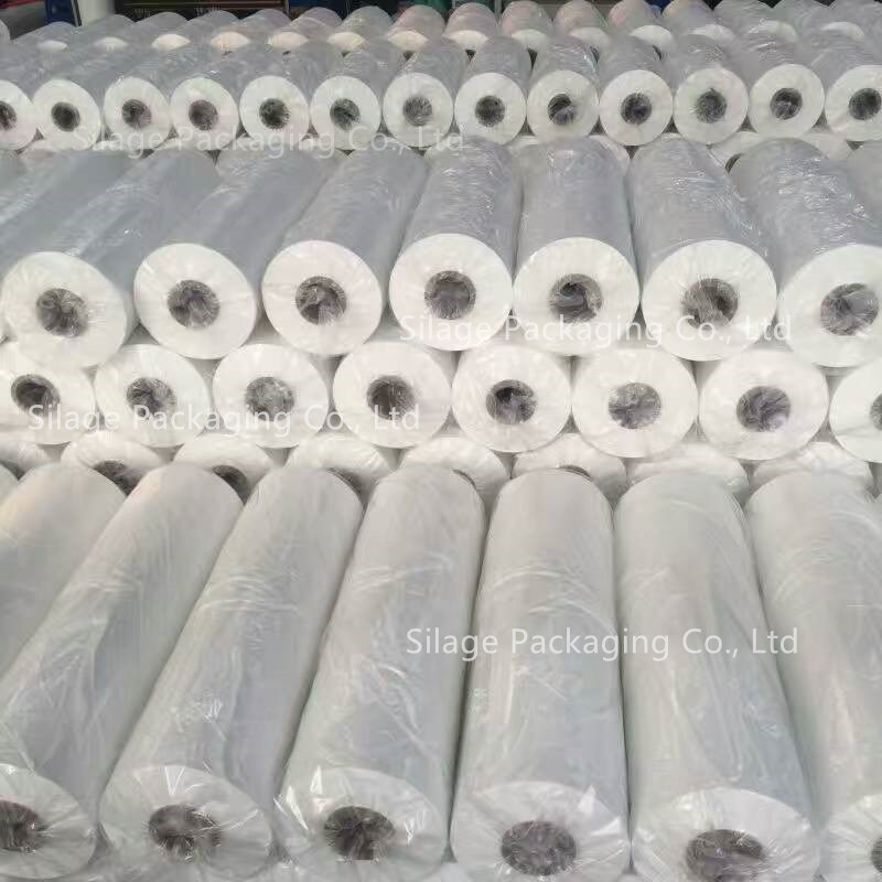 Silage Stretch Film Width 250mm/500mm/750mm with Bag Carton Pallet Packing